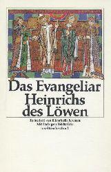 Klemm, Elisabeth (Hrsg.)  Das Evangeliar Heinrichs des Löwen. Erläutert von Elisabeth Klemm. 2. Auflage.