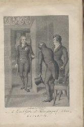 Spindler, Carl (Hrsg.)  Vergißmeinnicht. Vergiss mein nicht. Taschenbuch für das Jahr 1830. Hrsg. v. C. Spindler.