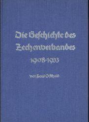 Osthold, Paul  Die Geschichte des Zechenverbandes 1908-1933. Ein Beitrag zur deutschen Sozialgeschichte.