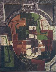 Gris, Juan - Cooper, Douglas u. Hans Albert Peters  Juan Gris. Ausstellungskatalog.