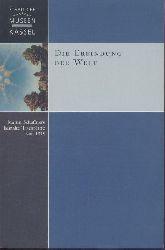 Eisenhauer, Michael (Hrsg.) u. Justus Lange (Katalog)  Die Erfindung der Welt. Martin Schaffners bemalte Tischplatte von 1533. Ausstellungskatalog.
