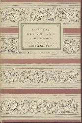 Holbein d. J., Hans  Bildnisse. 24 farbige Handzeichnungen. Geleitwort von Wilhelm Waetzoldt.