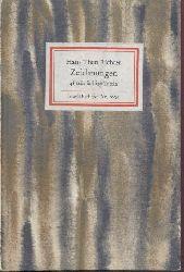 Richter, Hans Theo  Zeichnungen. Hrsg. u. Nachwort von Fritz Löffler.