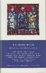 Heinser, Bernhard (Hrsg.)  Weihnachten. Prosa aus der Weltliteratur.