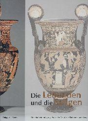 Knoll, Kordelia, Rolf Hurschmann u. Andreas Hoffmann  Die Lebenden und die Seligen. Unteritalisch-rotfigurige Vasen aus der Dresdener Skulpturensammlung.