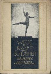 Prager, Wilhelm (Regie) u. Nicholas Kaufmann (Buch)  Wege zu Kraft und Schönheit. Ein Film über moderne Körperkultur in sechs Teilen. Programmheft zum Film.