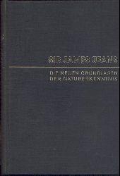 Jeans, James  Die neuen Grundlagen der Naturerkenntnis. (The new background of science). 2. durchgesehene u. ergänzte Auflage.
