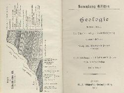 Fraas, Eberhard  Geologie in kurzem Auszug für Schulen und zur Selbstbelehrung zusammengestellt. 3. verbesserte Auflage. 2. Abdruck.
