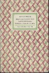 Wilde, Oscar  Das Gespenst von Canterville. 11.-20. Tsd.