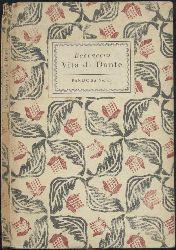 Boccaccio, Giovanni  Vita di Dante.