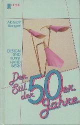 Bangert, Albrecht  50er - Der Stil der Fünfziger Jahre. Band 2: Design und Kunsthandwerk.