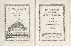 Poe, Edgar Allan  Die denkwürdigen Erlebnisse des Artur Gordon Pym. Roman. Übersetzt u. eingeleitet von Bodo Wildberg.