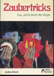 Zmeck, Jochen  Zaubertricks. Das große Buch der Magie.