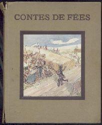 Perrault, Charles  Contes de Fées. Hrsg. von G. Schmidt. 6.-10. Tsd.