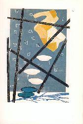 Gäfgen, Wolfgang  Wolfgang Gäfgen. Holzdrucke - Handzeichnungen 1992 - 1994. Ausstellungskatalog.