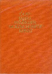 Klein, Walter  Sechshundert Jahre Gmünder Goldschmiedekunst.