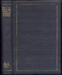 Liliencron, Detlev von  Briefe an Hermann Friedrichs aus den Jahren 1885-1889. Vollständige Ausgabe.