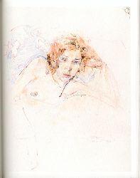 Falk, Hans  Transvestie. Zeichnungen, Gouachen und Collagen. Der silberne Cocon. Notizen zur Transvestiten-Szene in New York 1979 - 1985.
