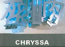 Chryssa  Chryssa. Cityscapes. Foreword by Douglas Schultz.