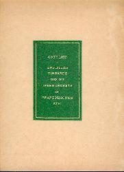 Gottlieb, Theodor  Englische Einbände des XII. Jahrhunderts in französischem Stil.