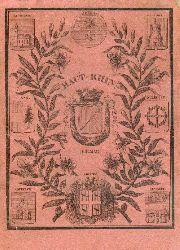 Fargès-Méricourt, P. J.  Relation du voyage de Sa Majesté Charles X en Alsace.