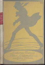 Chamisso, Adalbert v.  Peter Schlemihls wundersame Geschichte. 2. Auflage.