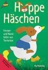 Hoppe Häschen : Fenster- und Wandbilder aus Tonkarton , [mit Vorlagen in Originalgröße].
