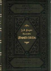 Finger, Friedrich August:  F. A. Fingers ausgewählte pädagogische Schriften. Zweiter Band.