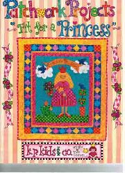 Pearson, Kari e.a.:  Patchwork projects. Fit for a princess.