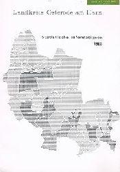 Landkreis Osterode am Harz. Statistische Informationen 1983