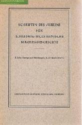 Schriften des Vereins für Schleswig-Holsteinische Kirchengeschichte.