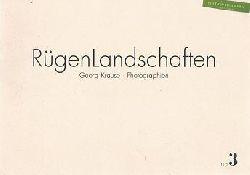 Krause, Georg:  RügenLandschaften. Georg Krause. Photographien. [No. 3].