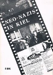 Neo-Nazis in Kiel.
