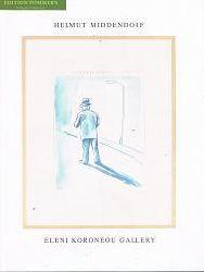 Middendorf, Helmut:  Water on paper : [50 drawings].