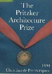 The Pritzker Architecture Prize 1994 presented to Christian de Portzamparc.