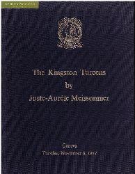 Meissonnier, Juste-Aurele:  The Kingston tureens by Juste-Aurèle Meissonnier.