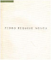 Requejo Novoa, Pedro und Beatrice Scola:  Pedro Requejo Novoa ; Esculturas ; 5 - 23 de octubre 1994, Pabellon Florida, Madrid