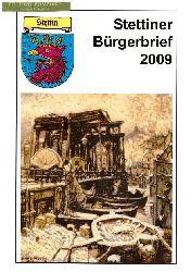 Heimatkreisausschuss Stettin (Hrsg.):  Stettiner Bürgerbrief. Nr. 35 - 2009.