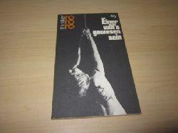 ky/ Bosetzky, Horst  Einer will
