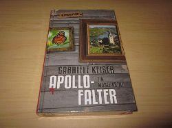 Keiser, Gabriele   Apollo-Falter