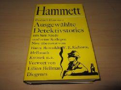 Hammett, Dashiell  Ausgewählte Detektivstories