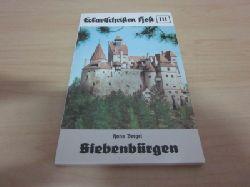 Bergel, Hans  Siebenbürgen. Eckartschriften Heft 111