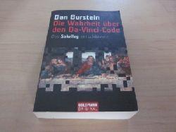 """Burstein, Dan (Hg.)   """"Die Wahrheit über den Da Vinci Code. Das """"""""Sakrileg"""""""" entschlüsselt """""""