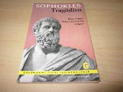 Sophokles   Tragödien. König Ödipus - Ödipus auf Kolonos - Antigone