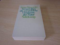Moscovici, Serge   Versuch über die menschliche Geschichte der Natur