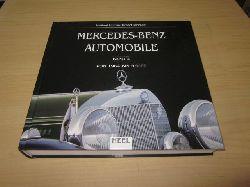 Hofner, Heribert   Mercedes-Benz Automobile. Band 2