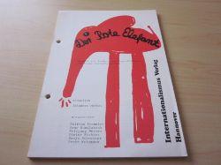 Merkel, Johannes (Red.)   Der Rote Elefant. Auswahl von Kinder- und Jugendbüchern zum Thema Soziales Lernen