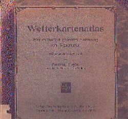 Schumacher, K.:  Einführung in die Wetterkunde und in das Verständnis der Wetterkarten. Mit 44 Figuren, 3 Tafeln im Text, 8 Wetterkarten, 1 Schulwetterkartenformular und 1 Wetterkartenformular für die Schüler.