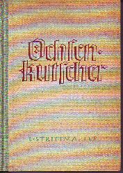 Strittmatter, Erwin:  Ochsenkutscher. Roman.
