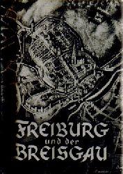 div. Autoren  Konvolut v. 11 Freiburger Stadtheften + 4 weitere Titel + 1 Ansichtskarte